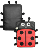 My Doodles Ladybird Trendz Universal Sleeve With Pocket Tablet 10 Inch