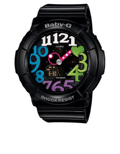 Casio BGA131-1B2DR Baby-G Analog/Digital Watch