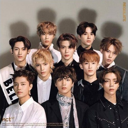 Vol.1 Repackage Nct No. 127 Regulate