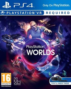 Playstation: Vr Worlds [Pre-Owned]
