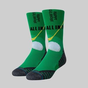 Stance Happy Hips Unisex Socks Green