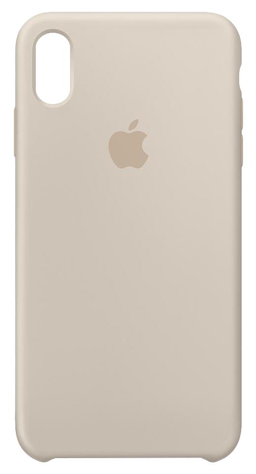 16c0edb5b8 Apple Silicone Case Stone for iPhone XS Max | iPhone Accessories | Apple  Accessories | Apple | Electronics & Accessories | Virgin Megastore