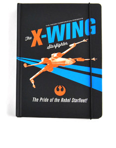 Star Wars X-Wing Icon A5 Notebook