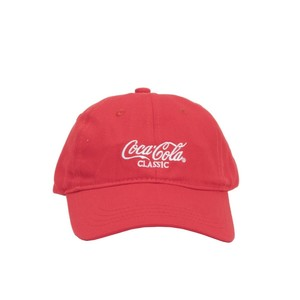 Staple Coca Cola Classic Men's Cap Red