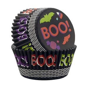 Wilton Hal Boo Baking Cups [Pack of 75]