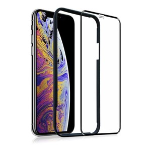 Baykron Ot-Ipd5.8-3D Edge to Edge Tempered Glass for iPhone 11 Pro