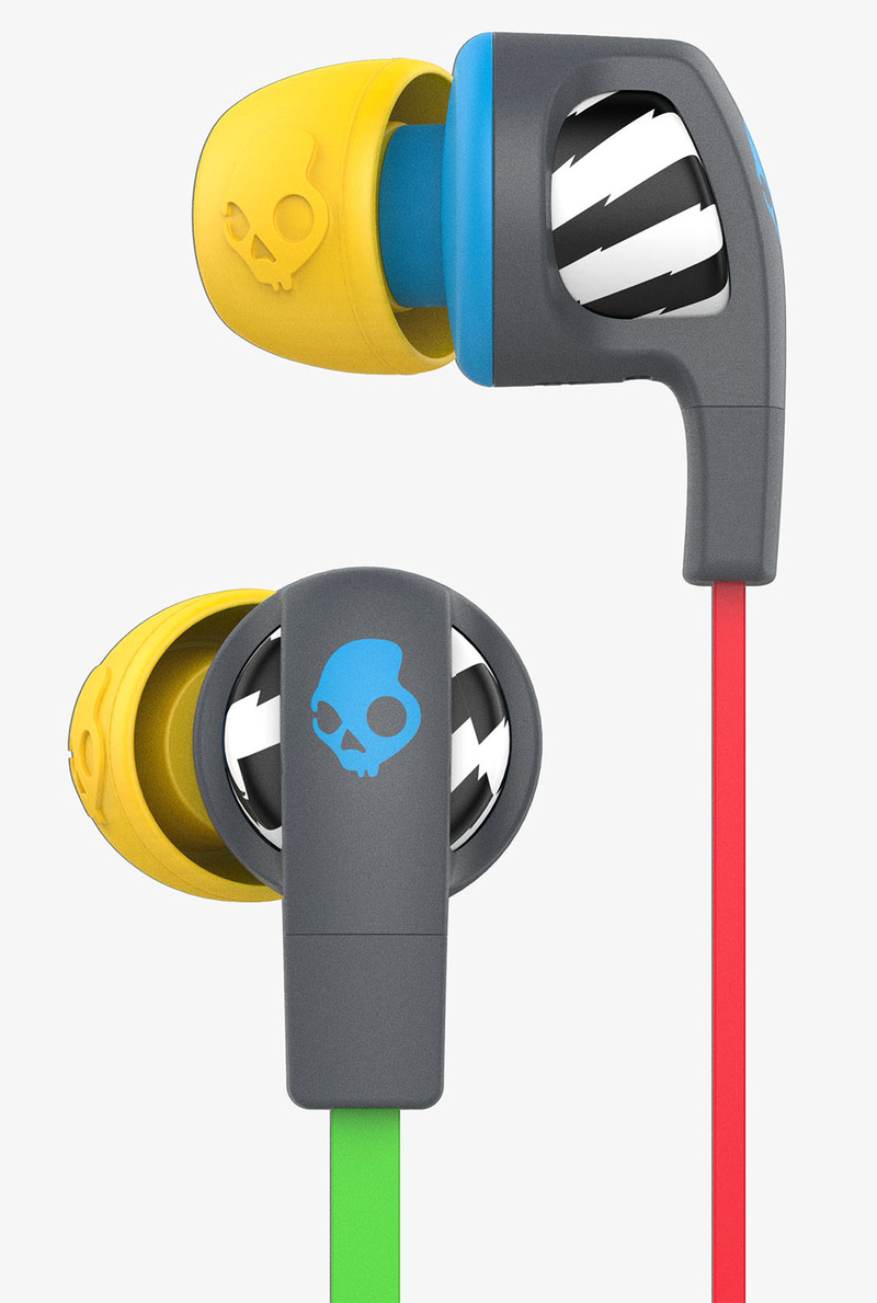 Skullcandy Inc. is an American company based in Park City, Utah that markets headphones, earphones, hands free devices, audio backpacks, MP3 players, and other products.