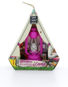 If Base Camp Reading Lamp Perfectly Purple