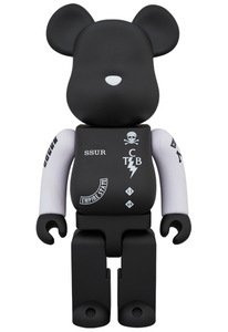 Bearbrick SSUR 400 Percent Figure
