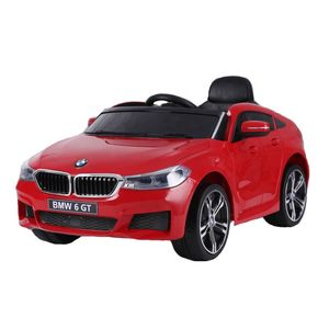 Bmw 6GT Electric Ride-On Car Red