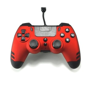 Steelplay Metaltech Wired Controller Red for PS4
