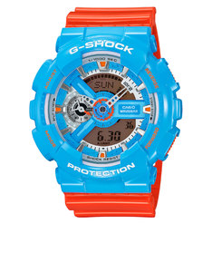 Casio GA-110NC-2A G-Shock ANA-DIGI Watch