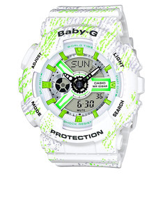 Casio BA-110TX-7ADR Baby-G Digital Watch