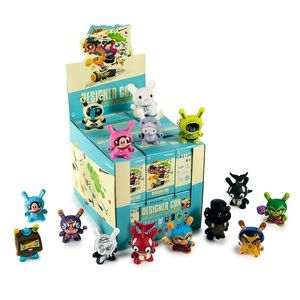 Kidrobot X Dcon Designer Con Dunny Art Figure Series Blind Box [Includes 1]