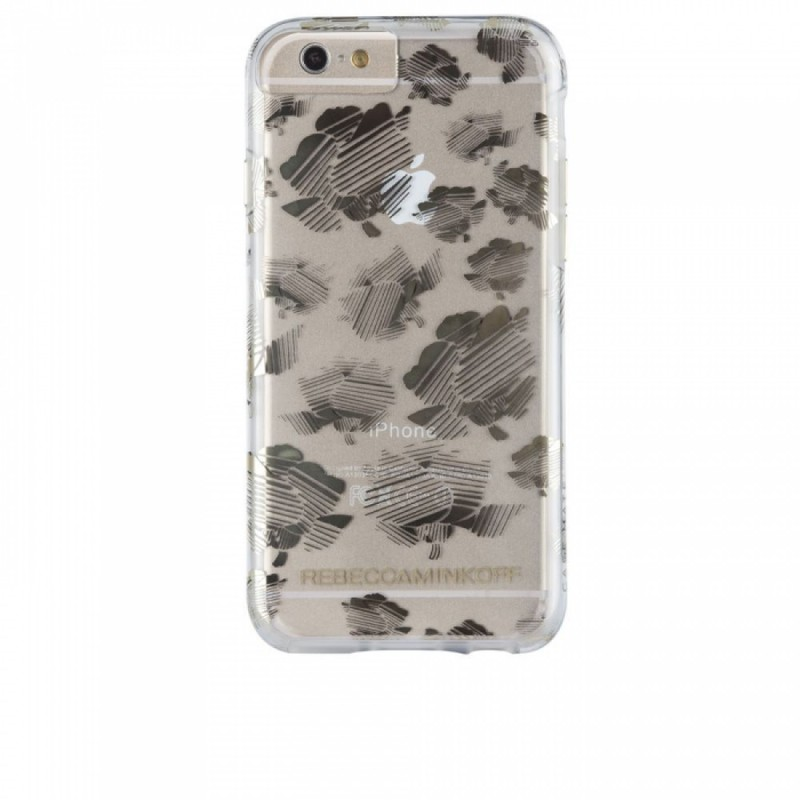 Casemate Rebecca Minkoff Case Naked Stripped Floral iPhone 6/6S