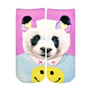 Living Royal Sweet Panda Glow Women's Ankle Socks