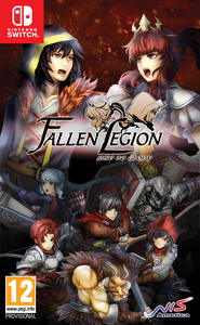 Fallen Legion: Rise to Glory [Pre-owned]