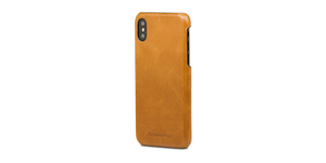 Dbramante1956 Tune Case Tan for iPhone XS