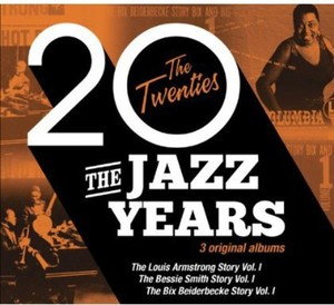 JAZZ YEARS THE TWENTIES