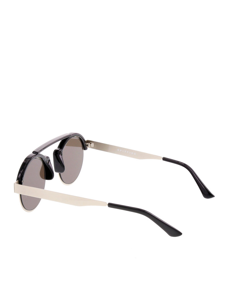 Spitfire Uk Off World Black/Green/Mirror Sunglasses