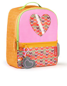 Skip Hop Forget Me Not Heart Kids Backpack & Lunch Bag