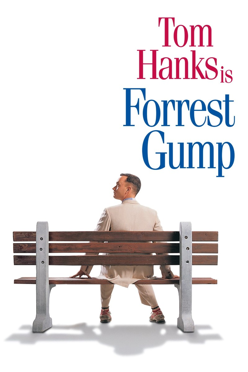 Historic moments in the movie Forrest Gump
