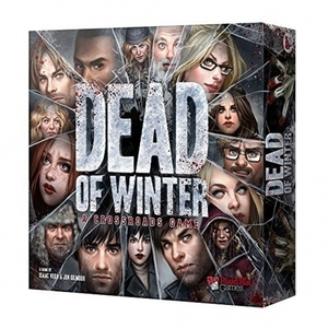 Dead Of Winter A Crosswords Game Board Game