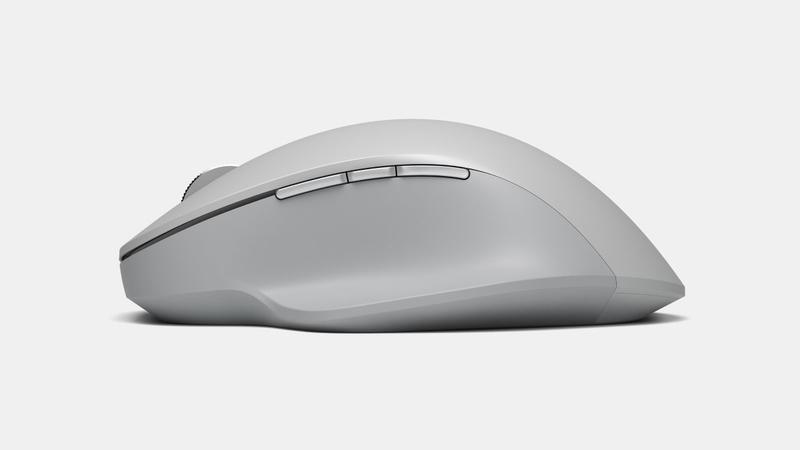 aeba3e53cf8 Microsoft Surface Precision Wireless Mouse Light Grey | Mice ...