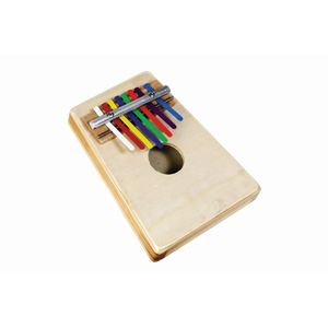 Rainbow Colours Kalimba Thumb Piano
