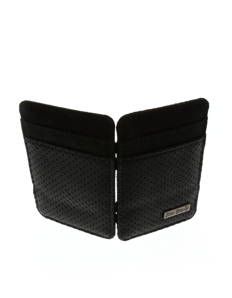 All Black Everything Trick Wallet