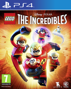 LEGO: Disney Pixar's - The Incredibles [Pre-owned]