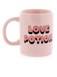 BAN.DO HOT STUFF CERAMIC MUG LOVE POTION