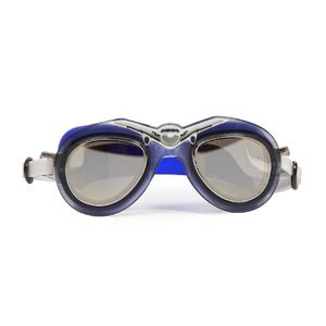 Bling2O Swimming Goggles Pilot In Commandair Stream Blue