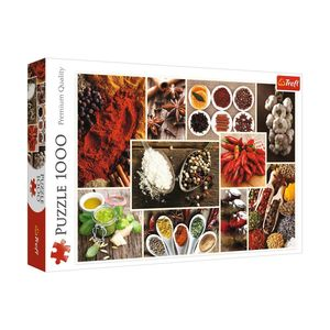 Trefl Spices Collage 1000 Pcs Jigsaw Puzzle