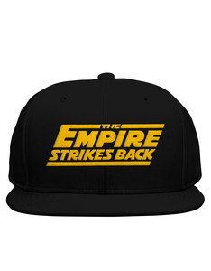 Dedicated Star Wars The Empire Black Cap