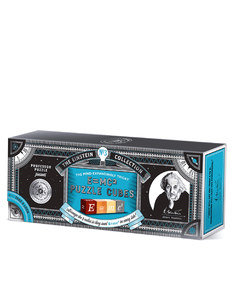 Professor Puzzle Einstein Collection E=Mc2 Blocks Puzzle