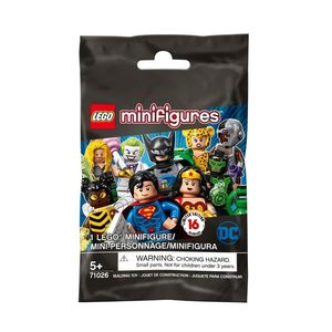 Lego Minifigures Dc Super Heroes Series 71026