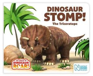 Dinosaur Stomp! The Triceratops