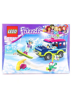 Lego Friends Snow Resort Off-Roader 41321