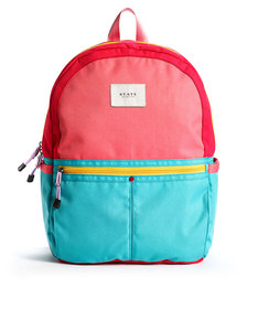 State Bags Kane Pink/Mint Backpack