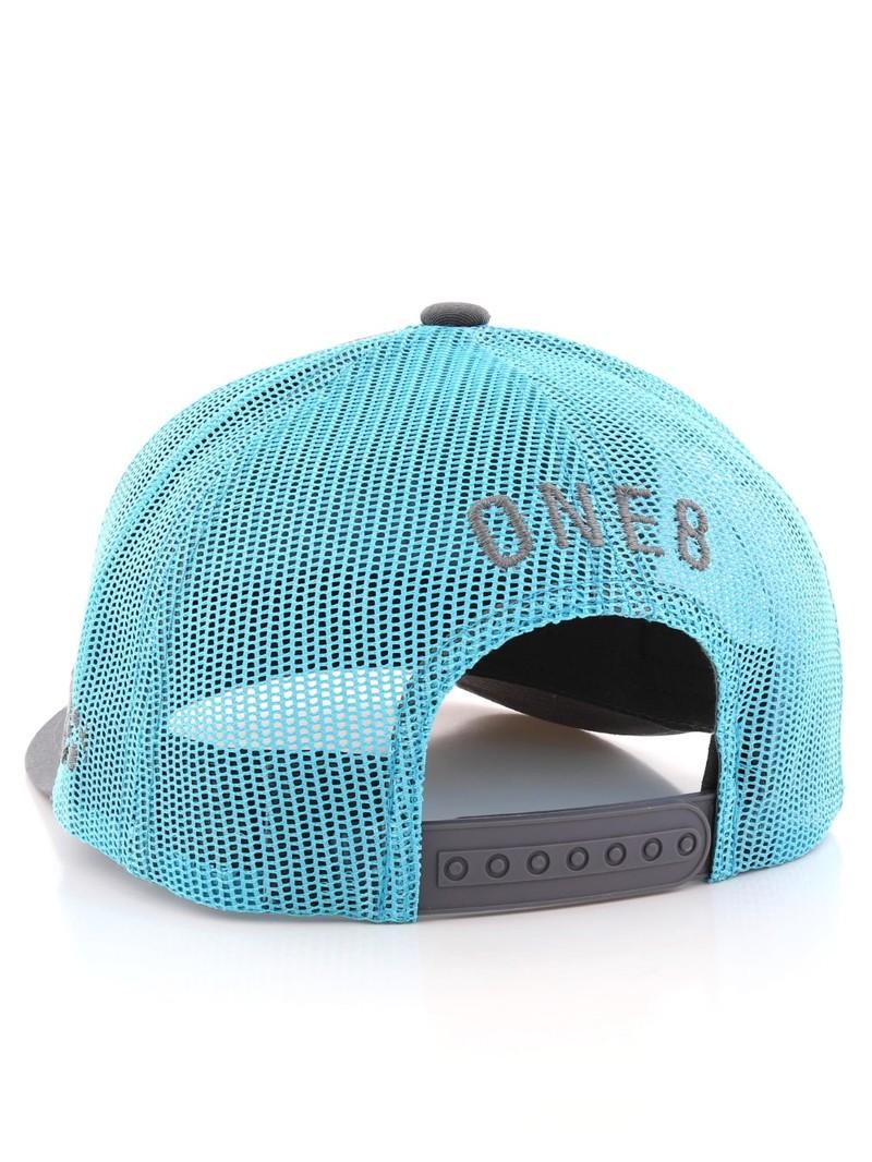 ... One8 Jumeira Calligraphy Curved Brim Trucker Hat Unisexcap Osfa ... 42d128b9e1ef