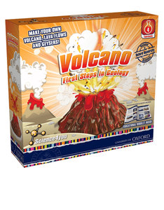 Science 4 You Oxford First Steps In Geology Volcano