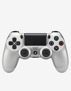 Sony Dualshock 4 Silver Controller PS4