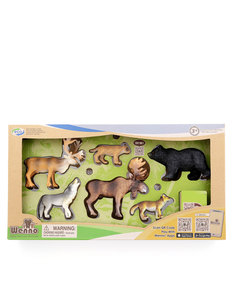 Wenno North America Animal Playset