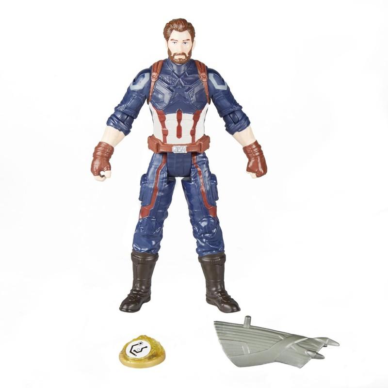 Hasbro Avengers Infinity War Captain America 6 Inch