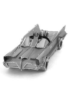 Metal Earth Classic Tv Batmobile