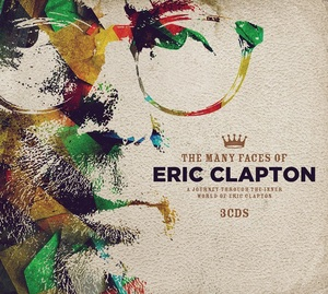 MANY FACES OF ERIC CLAPTON / VARIOUS