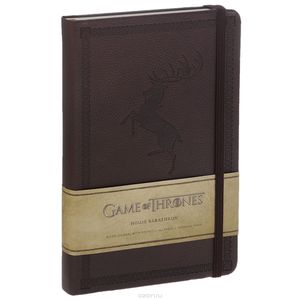 Game Of Thrones Ruled Journal House Of Baratheon