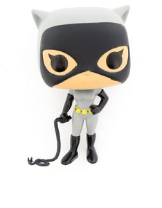 Funko Pop Animated Batman V2 Catwoman Vinyl Figure
