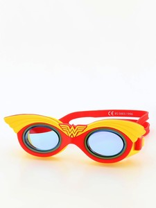 Zoggs Junior Character Wonder Woman Goggle Yellow/Pink